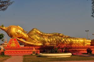 Big Budda in Vientiane