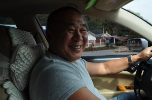 First Driver in South East Asia