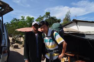 LAST Hitch in Laos!