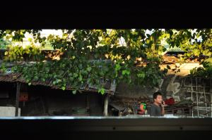 Early Morning Arrival in Bangkok