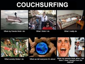 Oh Couchsurfing!