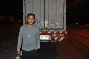 The Truck Driver and His Truck